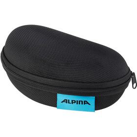 Alpina S-Way L VLM+ Okulary rowerowe, czarny